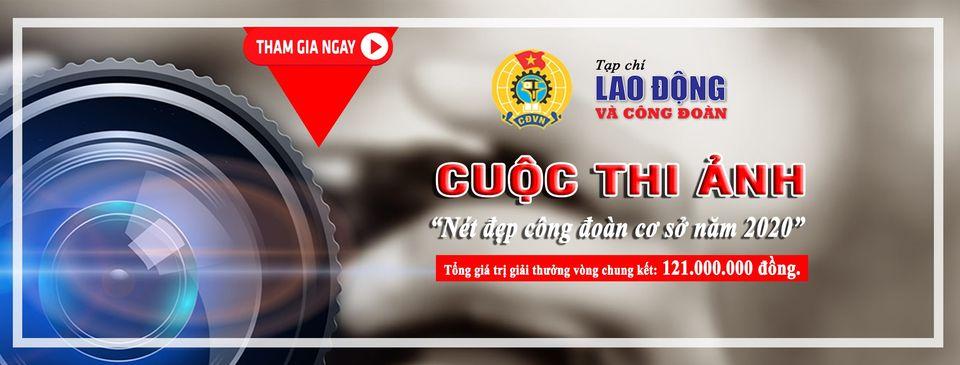 TCT Việt Thắng lọt vô top chung kết ảnh dự thi nét đẹp công đoàn và người lao động